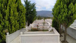 Aile Mermer Mezarları