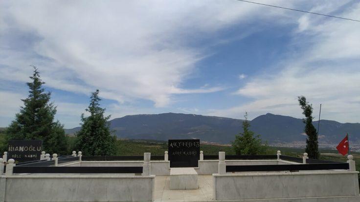 Aile Mermer Mezarları 3