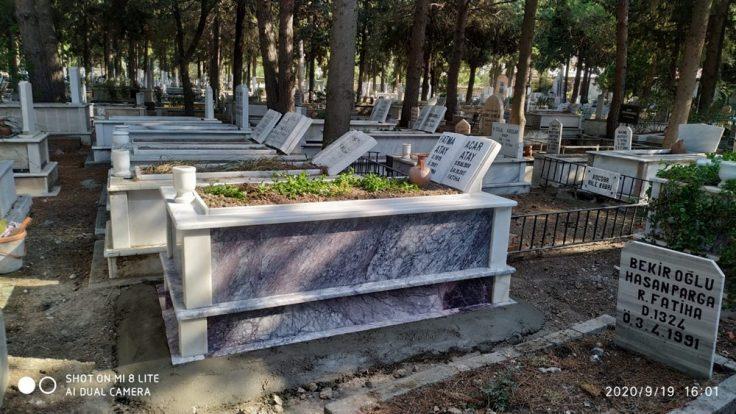 20+40 Menekşe Mezar